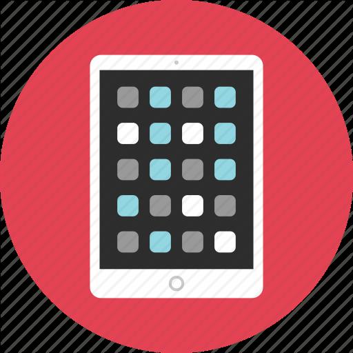 Android, Apple, Ipad, Pad, Tablet Icon