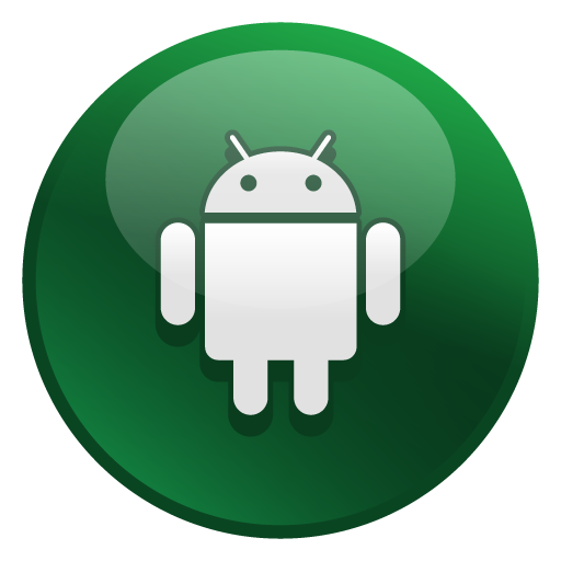 Android Icon Glossy Social Iconset Social Media Icons