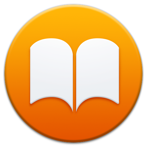 Apple Books Icon Smooth App Iconset Ampeross