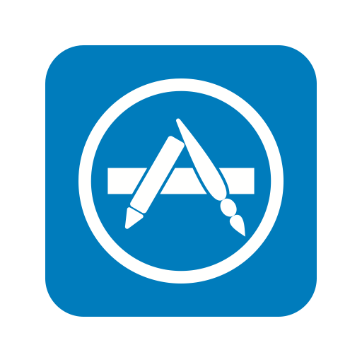 Appstore, Apps, Company, Apple, Application, Technology, Mobile Icon