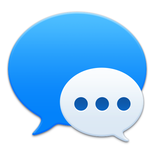 Apple Messages Icon Smooth App Iconset Ampeross