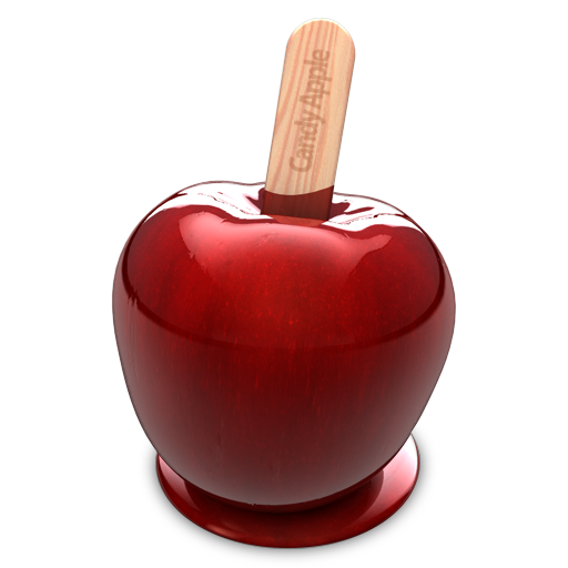Candy Apple App Icon Mac Application Icon Design