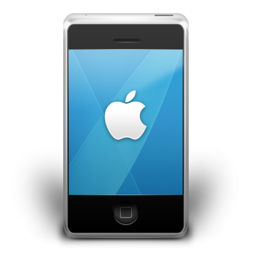 Apple Iphone Icon, Png Clipart