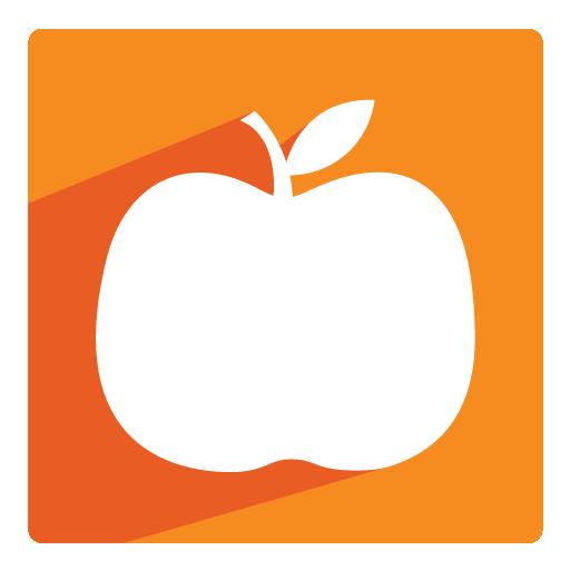 Apple Icon Christmas Shadow Iconset Pelfusion
