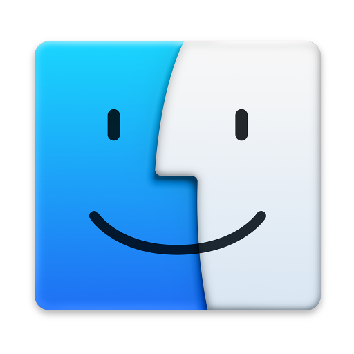 Finder Icon Os X Yosemite Preview Iconset Johanchalibert
