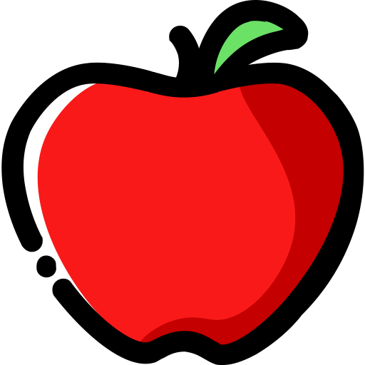 Apple, Food, Fruit Icon Png And Vector For Free Download