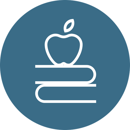 Apple, Fruit, Book, Education, Study, Teaching