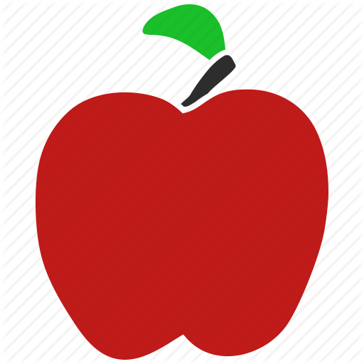 Apple, Diet, Food, Fruit, Fruits, Health, Nature Icon