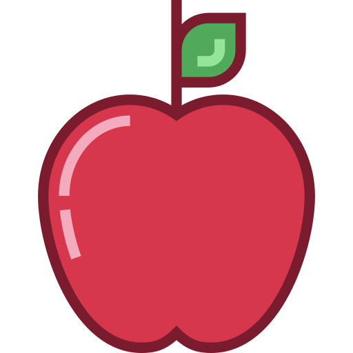 Apple Fruit Png Icon