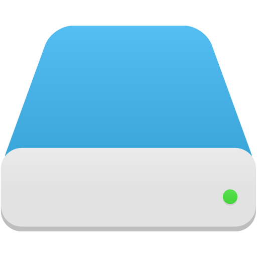 Drive Icon Flatastic Iconset Custom Icon Design