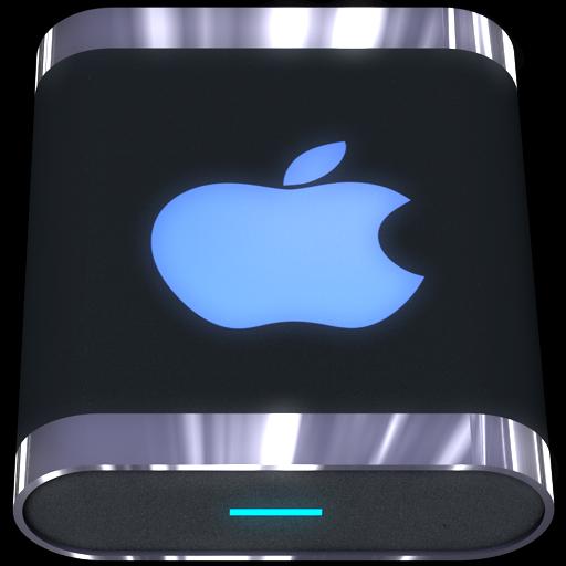 Rubber Apple Icon