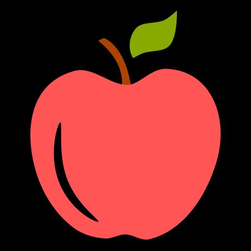 Apple Icon Fresh Fruit Iconset Alex T