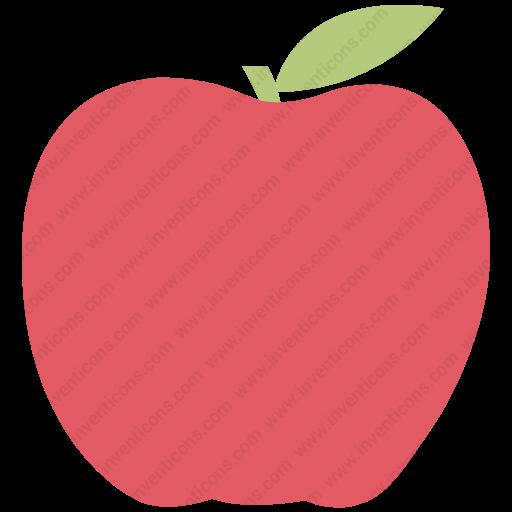 Download Foods,fruta,delicious,fruit,apple Icon Inventicons