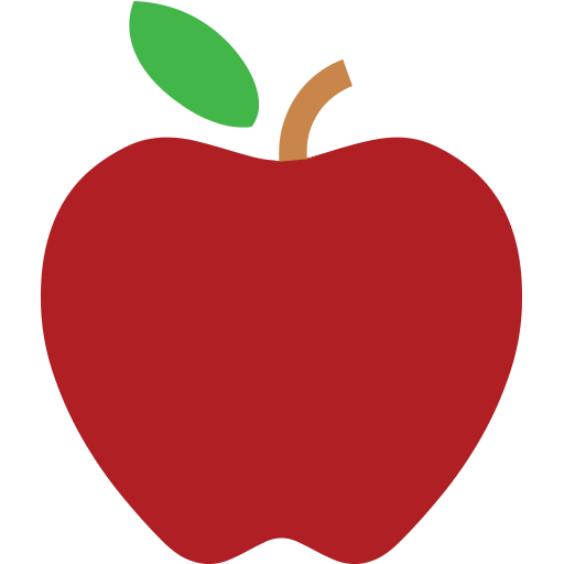 Red Apple Emoji For Facebook, Email Sms Id
