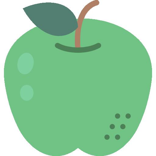 Apple Icon Gastronomy Smashicons