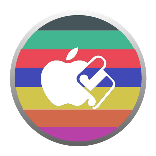 Apple Script Icon Icon