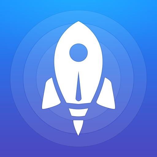 Launch Center Pro App Icon Gift App Design Inspiration