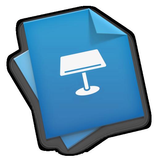 Templates For Keynote Pro Mac Icon
