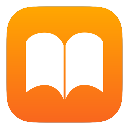 Apple, Book, Books, Education, Knowledge, Learning, Reading Icon
