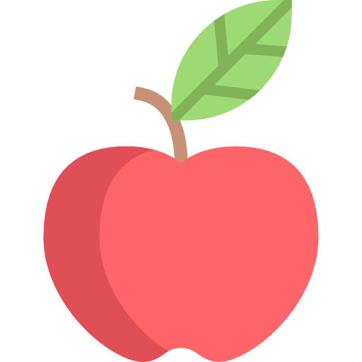 Apple Fruit Icon Transparent Png Clipart Free Download