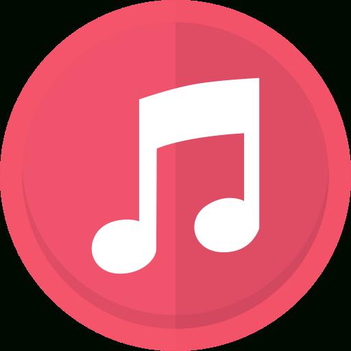 Beautiful Apple Icon, Audio Icon, Audible Icon, Itunes Icon
