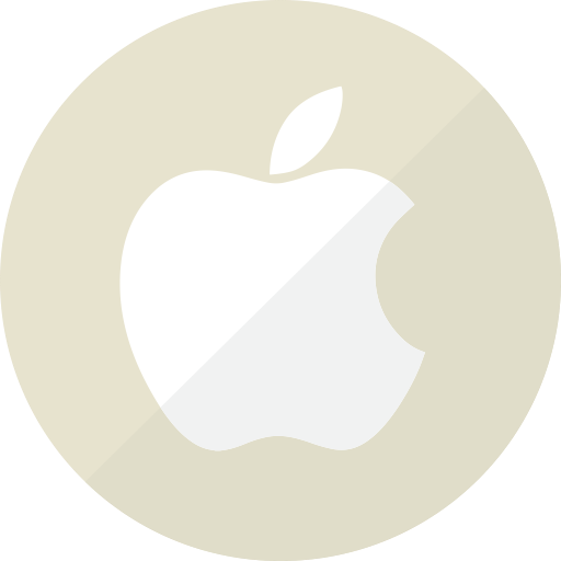 Mobile, Technology, Champagne, Communication, Gold, Golden, Apple Icon