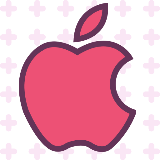 Apple, Social, Network, Brand, Logo Icon Free Of Brands Pattern Icons