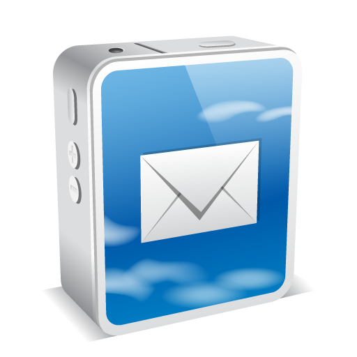 Mail Icon Mini Iconset Double J Design