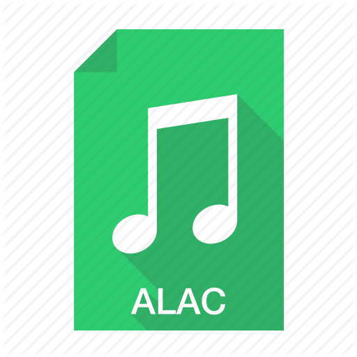 Apple, Audio, Codec, Lossless, Music Icon