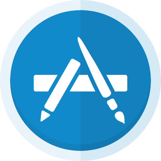 Apple App Store, App Store Logo, Apps, Apple, Appstore, App Store Icon