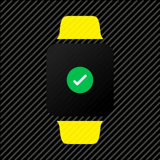 Applewatch, Calendar, Event, Iwatch, Schedule, Task, Watch Icon