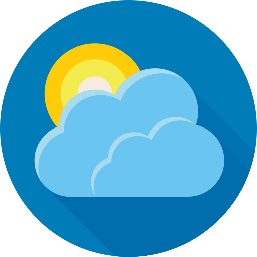 Cloud, Forecast, Sun, Weather Icon Weather