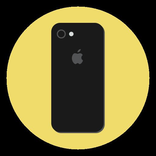 Apple, Mobile, Device, Iphone Iphone, Smartphone, Ios Icon