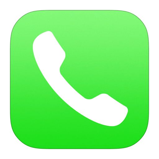 Ios Een Herinnering Instellen Voor Een Telefoongesprek Icon