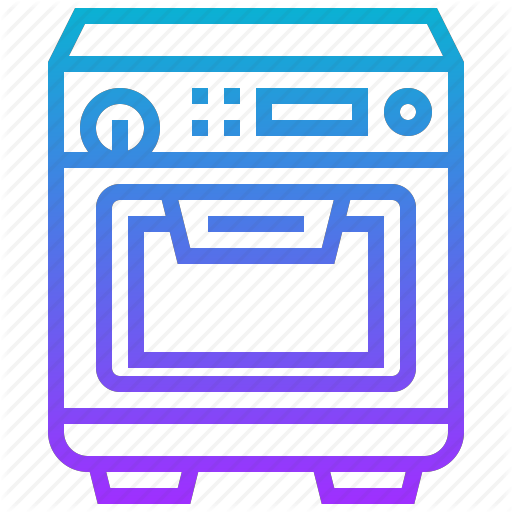 Appliance, Electric, Home, Oven Icon
