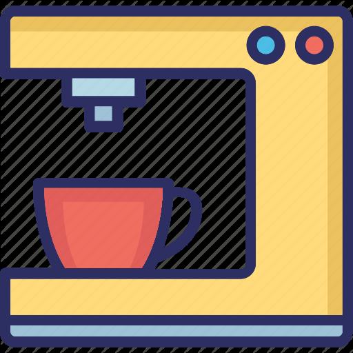 Coffee Maker, Espresso Maker, Household Appliance, Kitchen