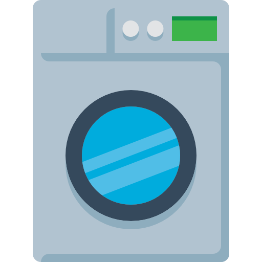 Electrical Appliance, Cleaning, Housekeeping Icon