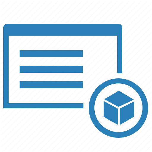 Application, Archive, Box, Pack, Package, Window Icon