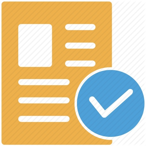 Free Application Form Icon Download Application Form Icon