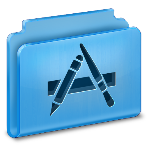Applications Folder Icon Png Images