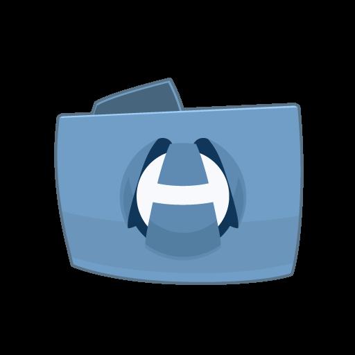 Folder Applications Icon Stark Iconset