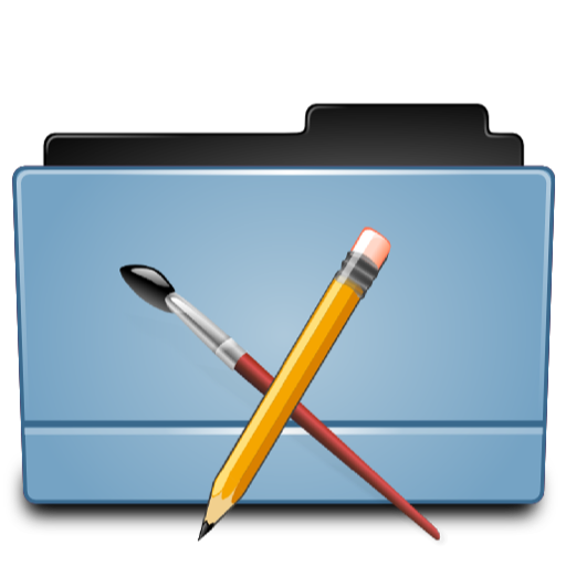 Folder Applications Icon Free Search Download As Png