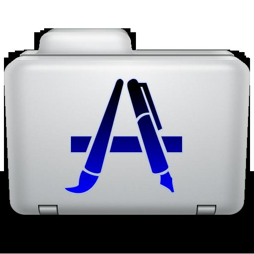 Ion Applications Folder Icon