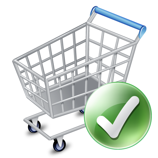 Shop Cart Apply Icon Shop Cart Iconset Fast Icon Design