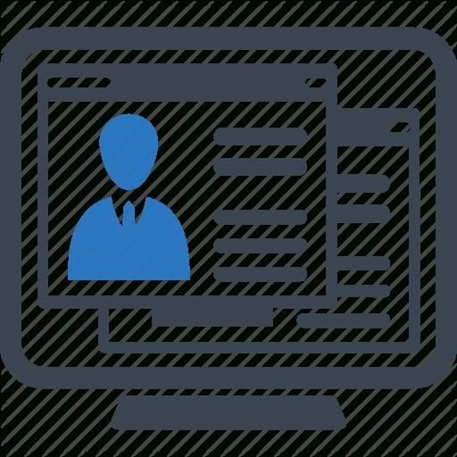 Apply, Career, Job, Online, Posting, Search Job Icon In Job