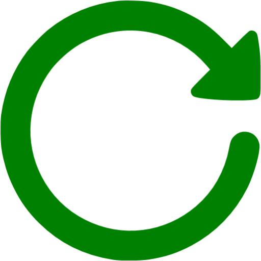 Green Recurring Appointment Icon