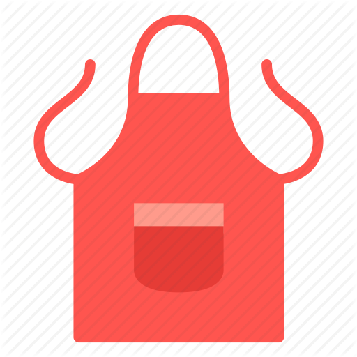 Apron, Baking, Chef, Color, Cooking, Food, Ingredients Icon