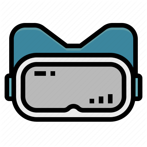 Ar, Augmented, Glasses, Reality, Vr Icon