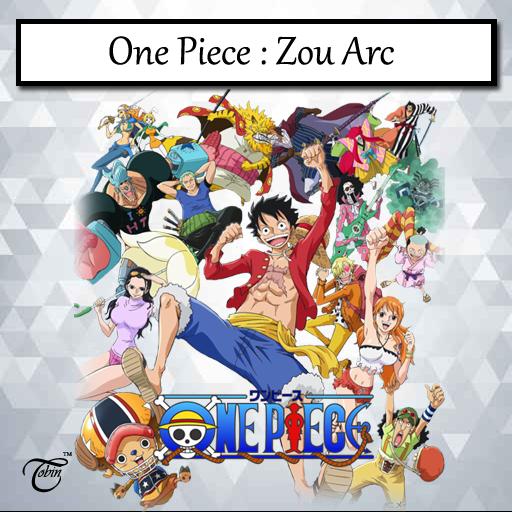 One Piece Zou Arc