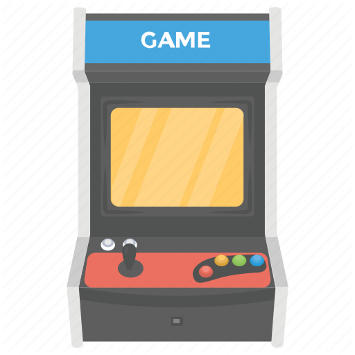 Arcade Game, Classic Arcade, Coin Operated, Gaming Machine, Slot